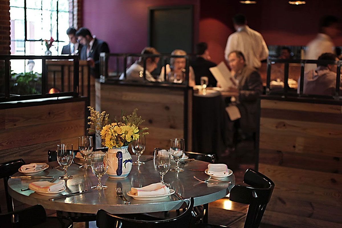 Guess what's new for Center City Restaurant Week!? Fine Palate and The Little Lion make their CCD restaurant week debut come January.