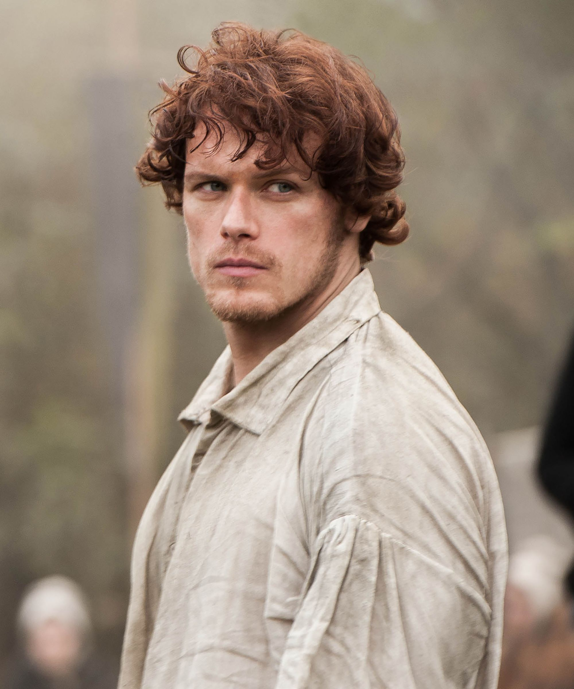 This Mysterious Outlander Scene Will Finally Be Explained #refinery29 http://www.refinery29.com/2016/10/128223/outlander-scene-jamie-claire-time-travel-explained