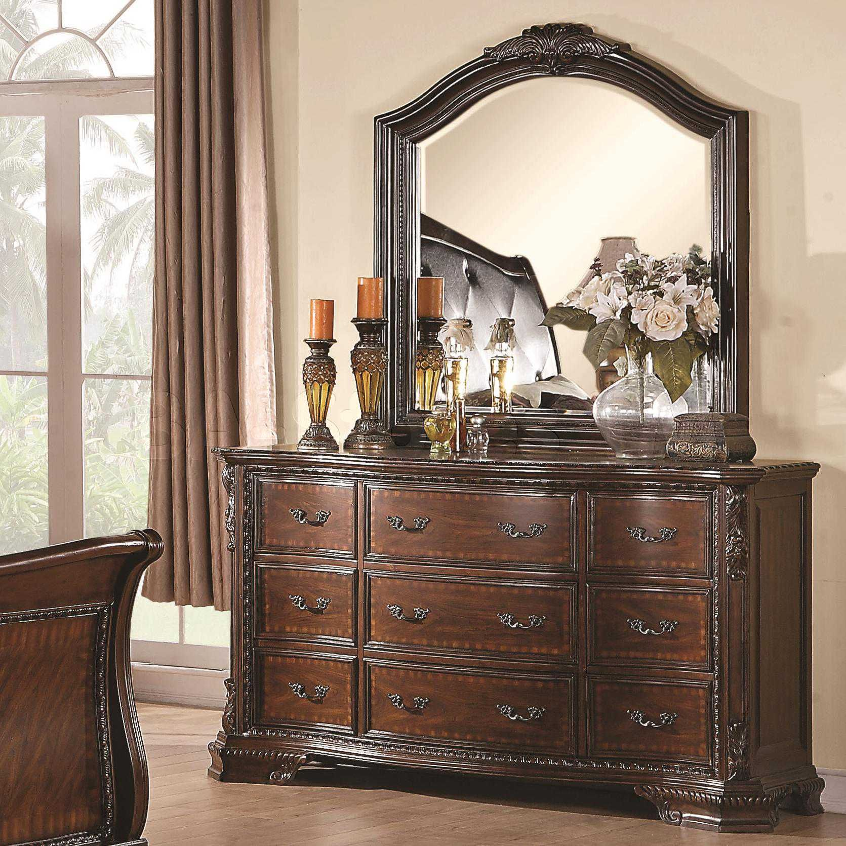 Bedroom Dresser Mirror Ideas