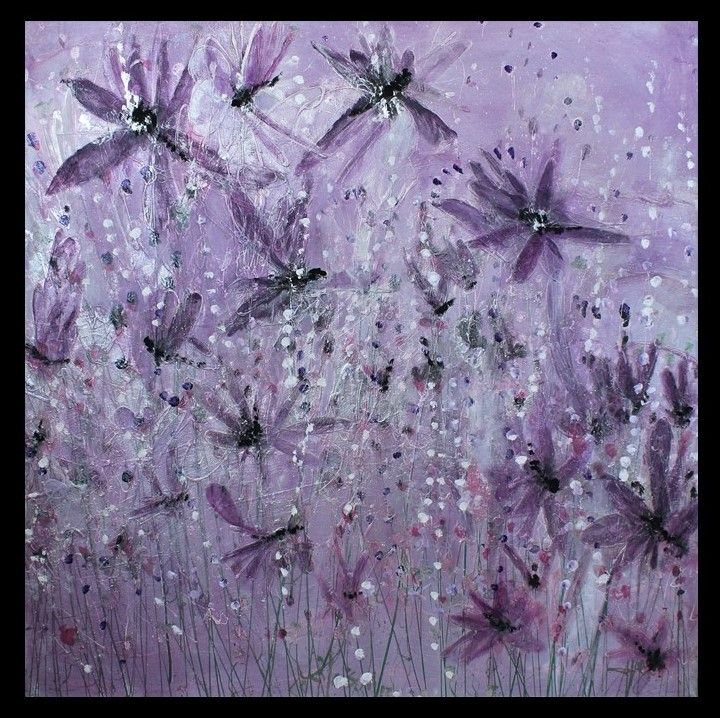 """cottage style shabby chic """"Dragonflies"""""""