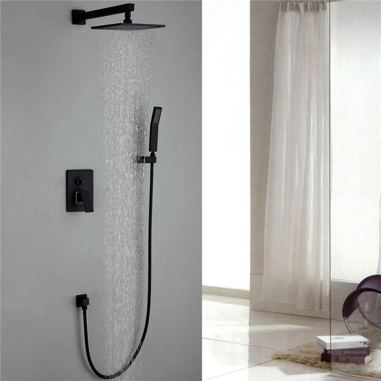 埋込形シャワー水栓 レインシャワーヘッドシステム バス蛇口 ヘッド