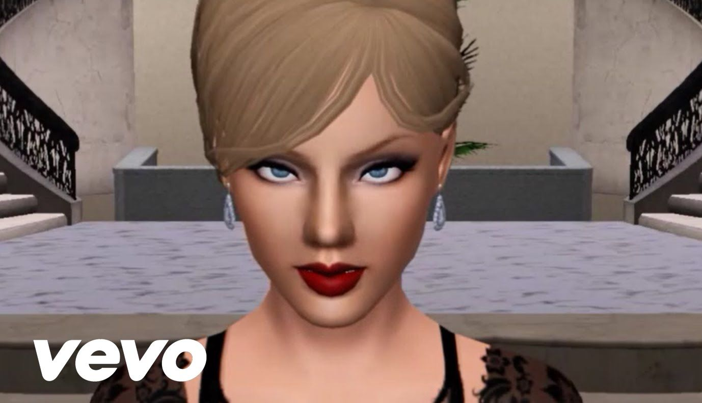 Taylor Swift - Blank Space [The Sims 3] | Sims And Cartoon ...
