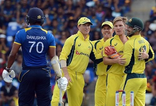 Two Sri Lanka Vs Australia Twenty20 Matches Are Scheduled To Play On 6 And 7