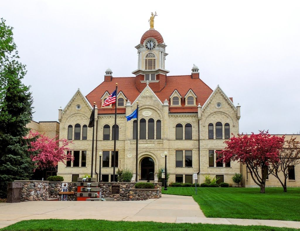 Oconto County Courthouse Wi