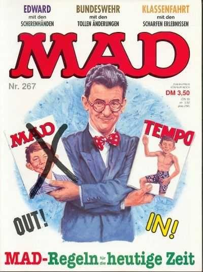 Mad #267 - Mad-Regeln fur die Heutige Zeit