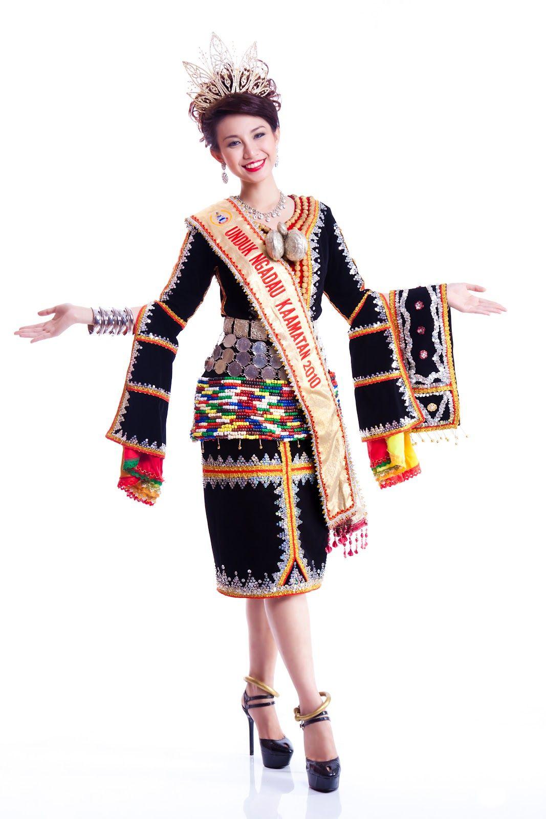 Sabah Malaysia Traditional Dress Traditional Outfits