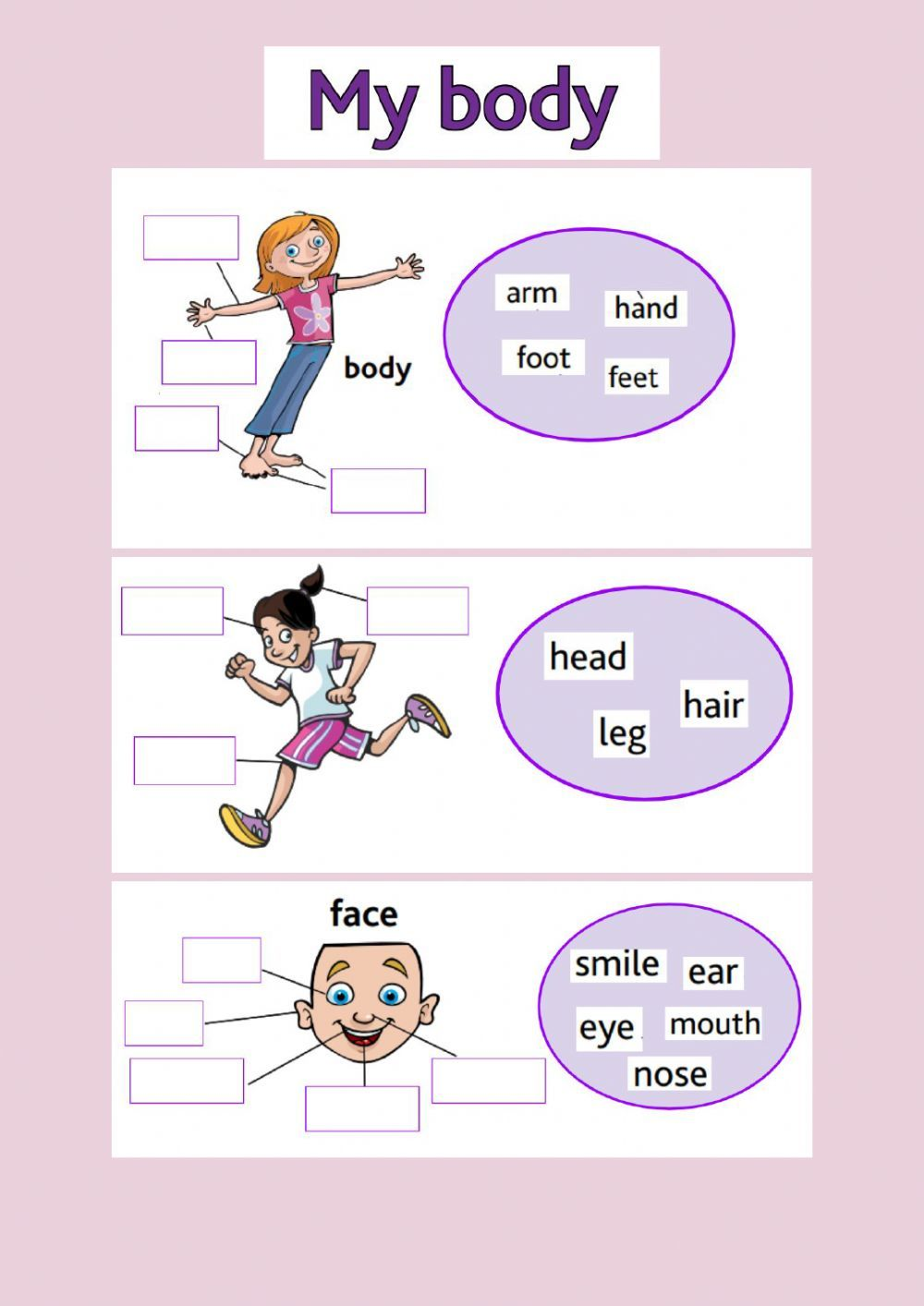 medium resolution of Vocabulary online activity for Grade 3. You can do the exercises online or  download the worksheet as pdf.   Cambridge exams