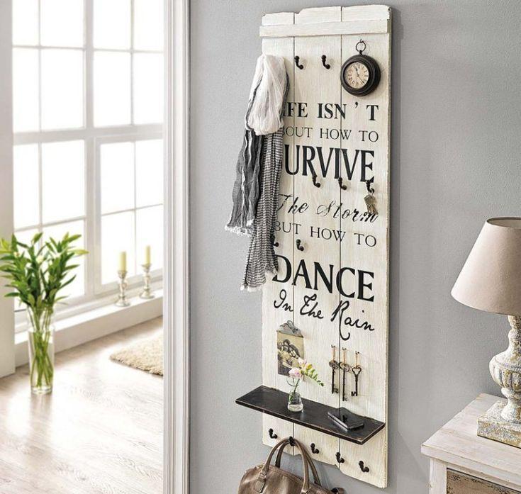 Wandgarderobe Purpose Wandgarderobe Garderobe Kleiner Flur Und