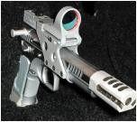 Tanfoglio Cusom Made Gun Parts ( BAWO )