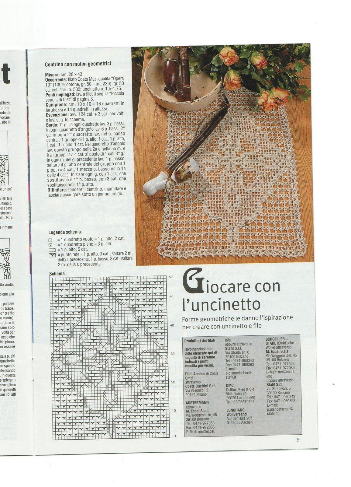 Da un giornale Diana centrini....7