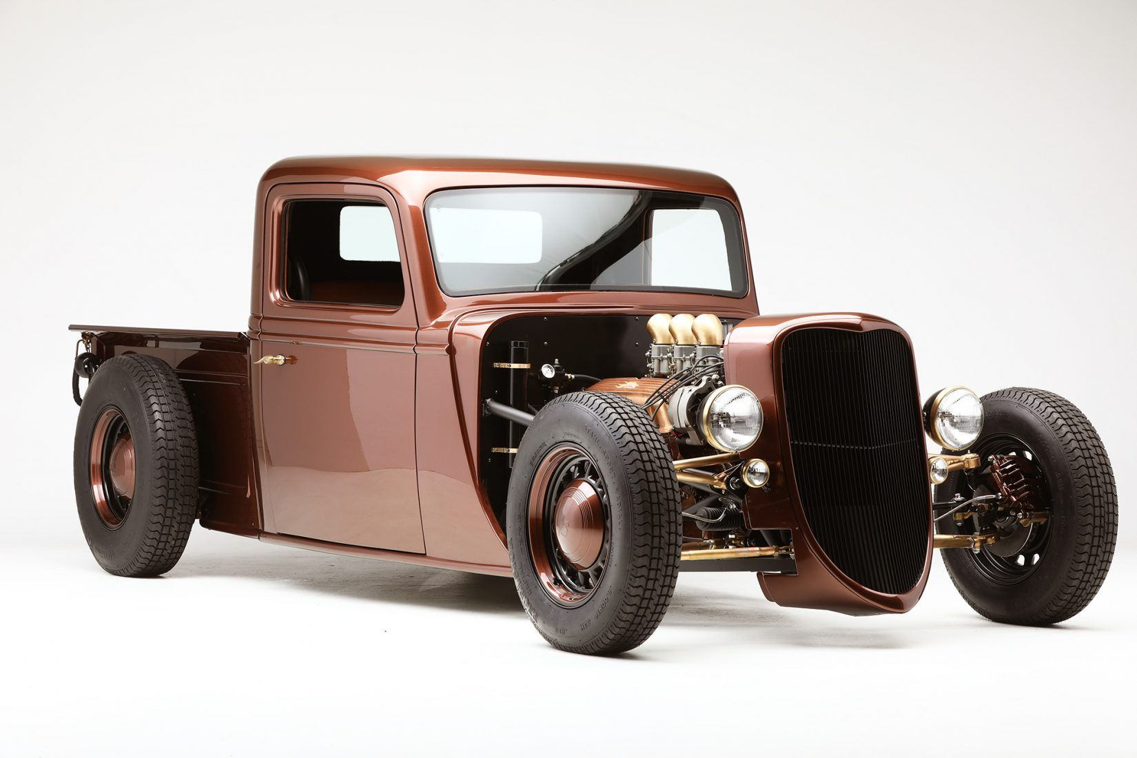 FACTORY FIVE RACING° 1935 FORD Pick Up Truck