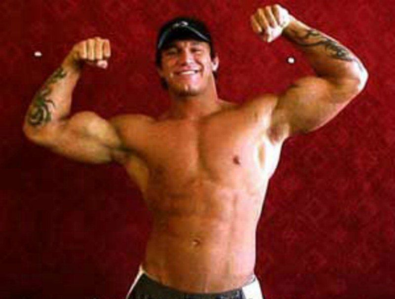 Image result for young randy orton