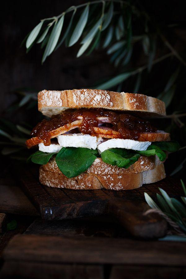 Sandwich de pollo by Raquel Carmona Romero #food #photo #sandwich