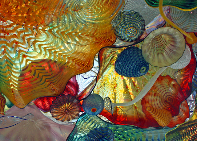Ádembenemend prachtig: Glass Bridge van Dale Chihuly, Museum of Glass in Tacoma, USA