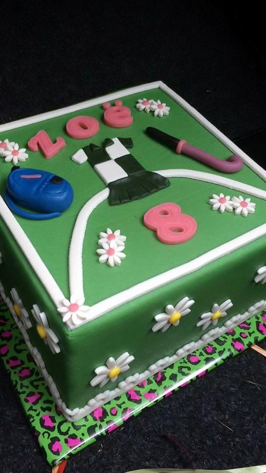 Hockey Taart Tortas Pinterest Hockey Hockey Cakes And