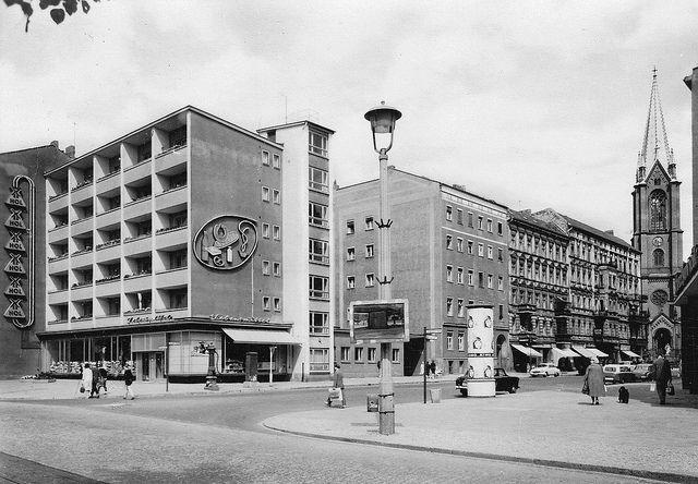 berlin prenzlauer berg stargarder stra e 1965 stra en berlin und ostberlin. Black Bedroom Furniture Sets. Home Design Ideas
