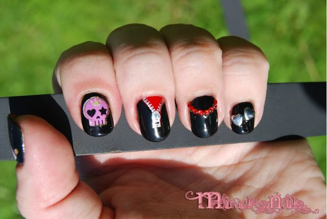 Rock'n Roll nails