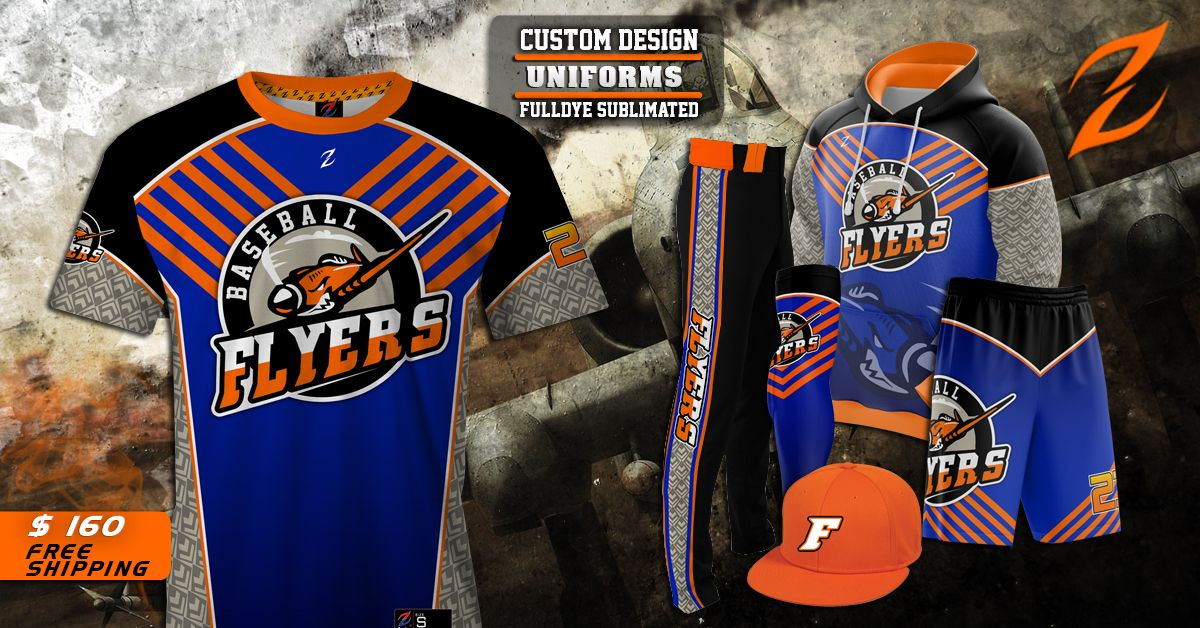 best loved 595a3 af78a Get the Men's custom sublimated Softball uniforms -Jerseys ...