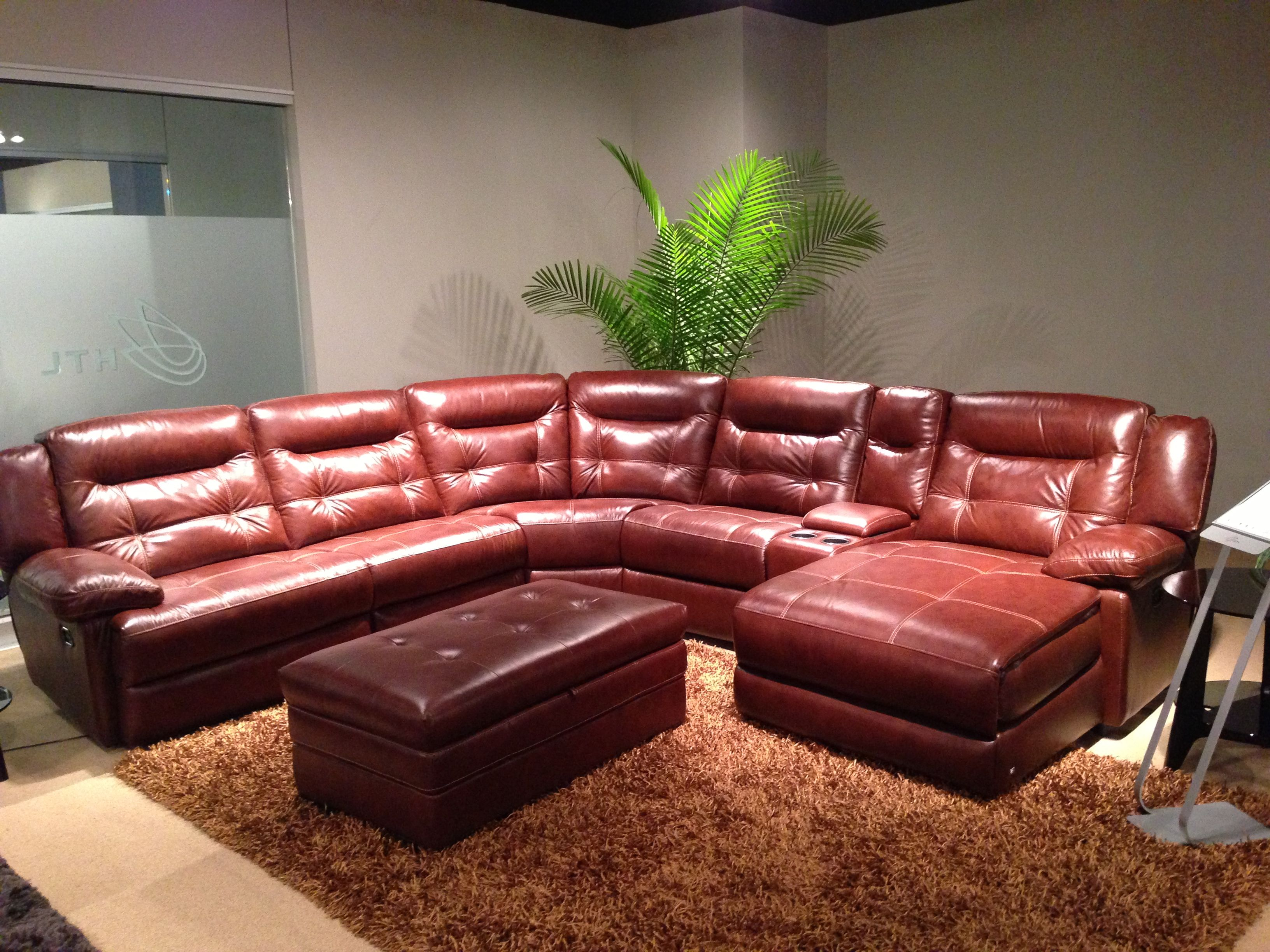 HTL Manhattan Leather Sectional Costco | For the Home | Pinterest | Leather sectional and Manhattan : htl sectional - Sectionals, Sofas & Couches