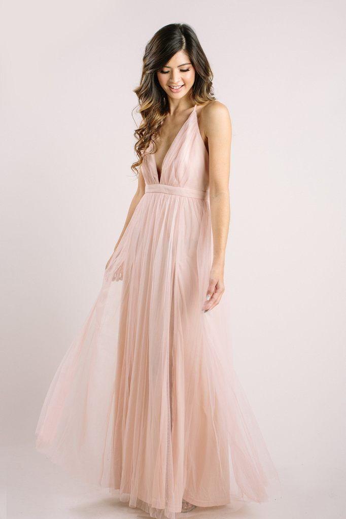 42+ Tulle maxi dress info