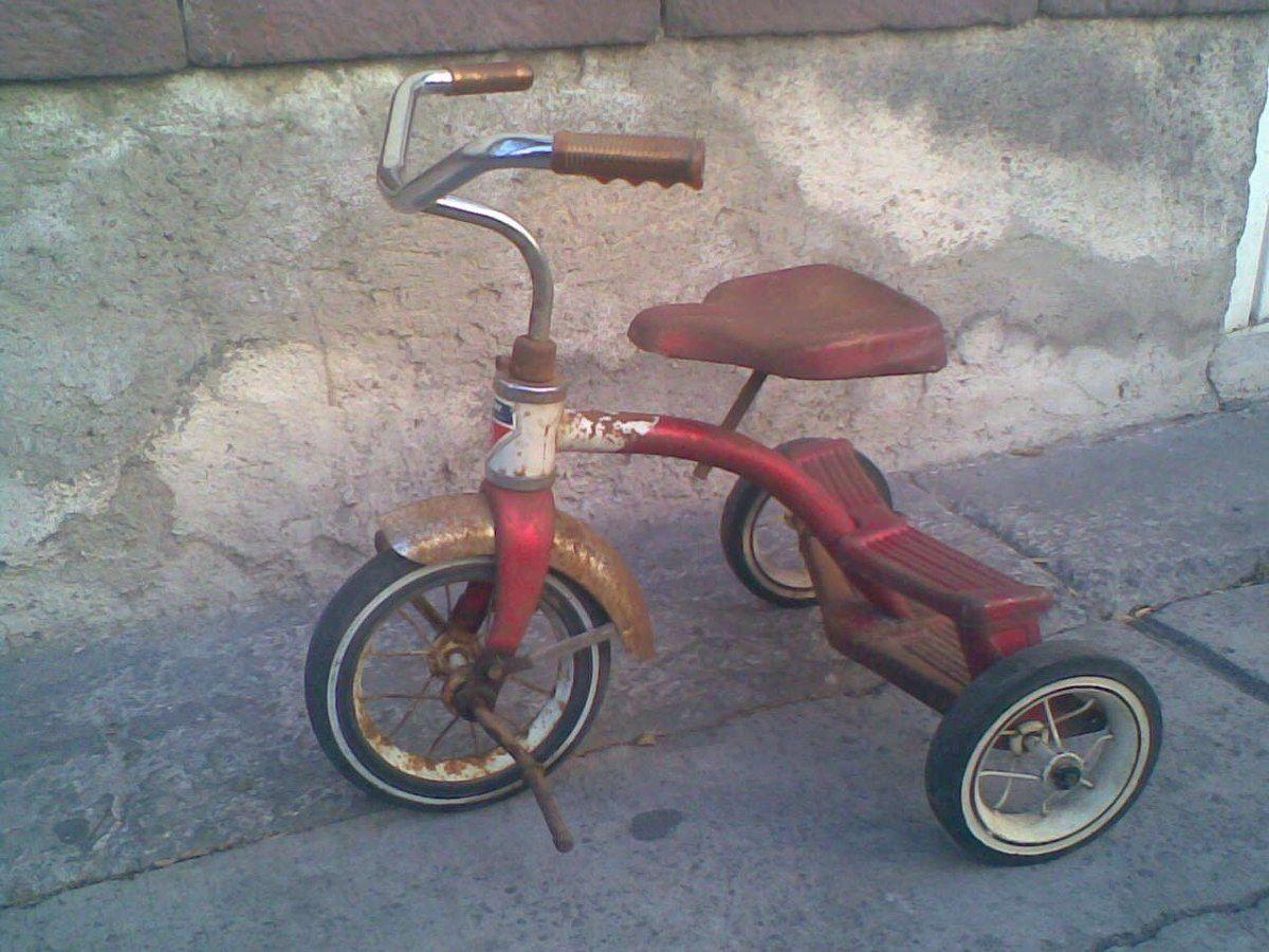 Juguetes Antiguos Triciclo Cosas Antiguas Juguetes Y Juegos