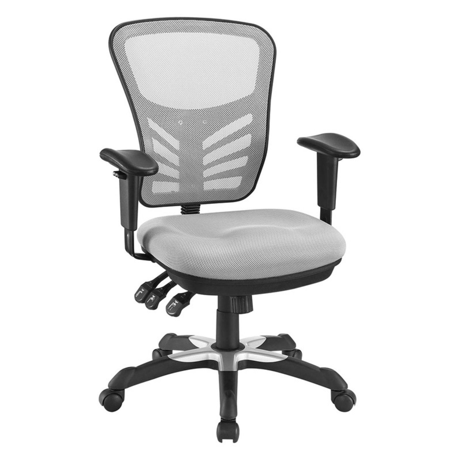 Modway Articulate Office Chair Gray Office Chair Best Office