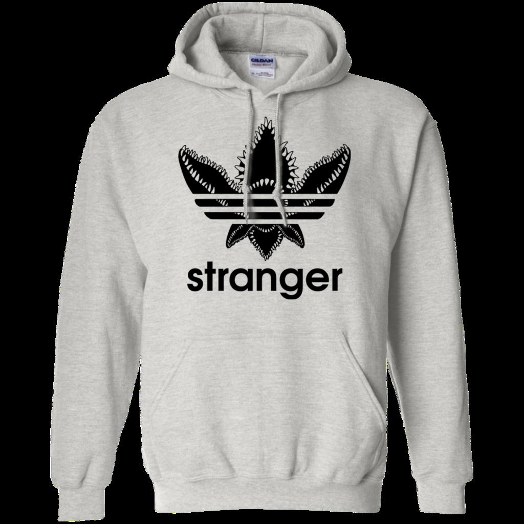 Stranger Things Stranger Demogorgon Adidas Shirt Hoodie Long Sleeve Sweatshirts Stranger Things Hoodie Stranger Things Shirt [ 1024 x 1024 Pixel ]