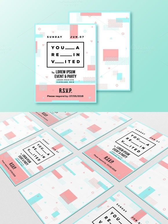 Invitation Format For An Event Event Or Party Invitation Template  Party Invitation Templates .