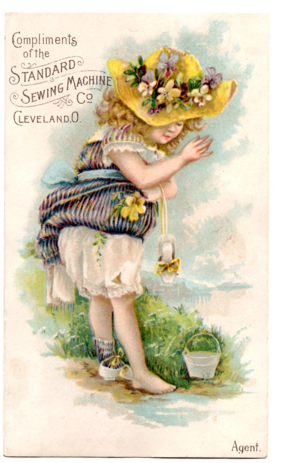 Pin by Chrisanne on vintage trade cards, labels Vintage