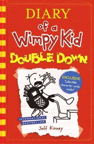 Diary of a wimpy kid book 11 double do by jeff kenny my favorite diary of a wimpy kid book 11 double do by jeff kenny solutioingenieria Choice Image