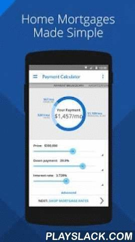 Mortgage Calculator Zillow Mortgage Calculator Android App playslack