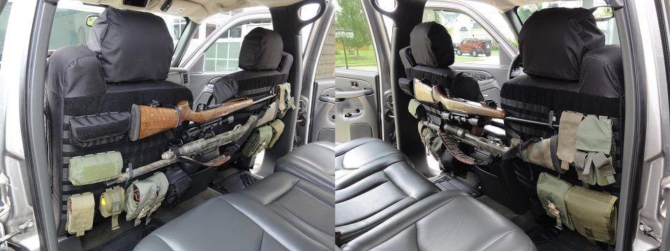 Jeep Wrangler Yj Coverking Ballistic Tactical Molle Custom
