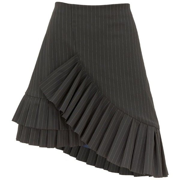 Carmen Black Pinstripe Frill Skirt Finery Cheap Sale Get Authentic Reliable Cheap Online Lrkor
