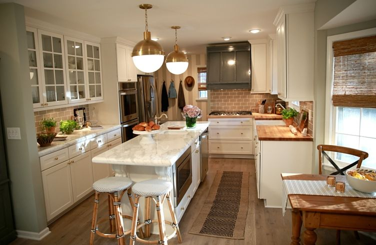 Nate Berkus Interiors Lg Studio Appliances Kitchen Kitchen