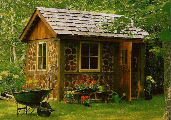 dieses gartenhaus steht in gro britannien nichts wie hin oder die sch nsten. Black Bedroom Furniture Sets. Home Design Ideas