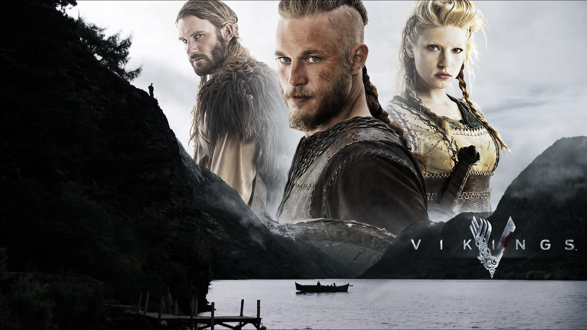 Vikings Wallpapers for Desktop 1920×1080 Vikings