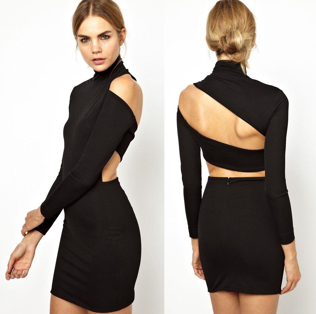 50 little black dresses para esta Navidad