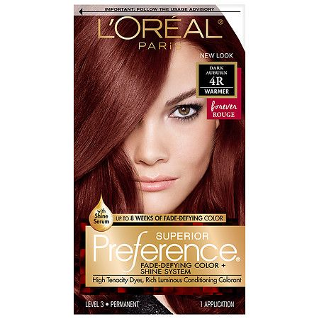 L Oreal Paris Superior Preference Permanent Hair Color 1 Ea
