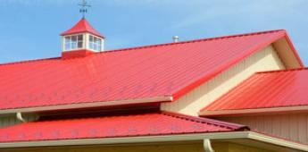 Red Metal Roof Cladding Sheets Roof Cladding Corrugated Sheets