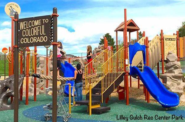 Seven Fun Denver Playgrounds With Themes Mile High Mamas Playground Explore Colorado Colorado