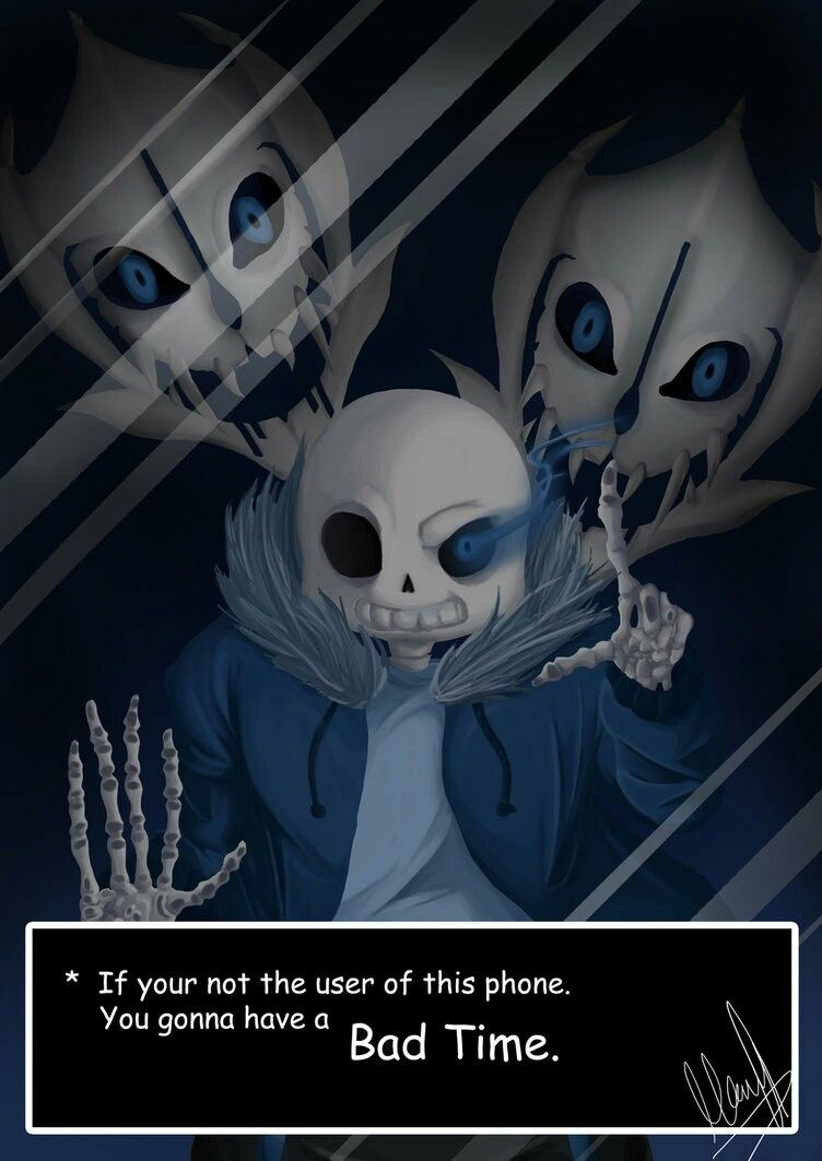 Undertale Sans Lockscreen Wallpaper Iphone Android Ipad Hd Anime Wallpaper Iphone Undertale Anime Wallpaper