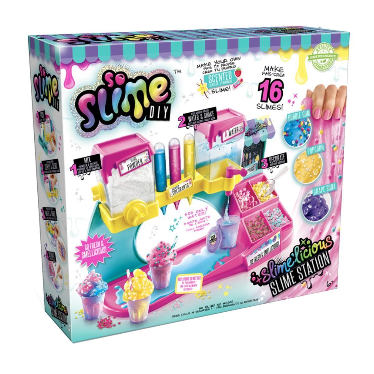 So Slime Fábrica Slimelicious Slime Tienda De Juguetes Y Videojuegos Juguetería Onlin Caja Registradora De Juguete Juguetes De Navidad Jugetes Para Niñas