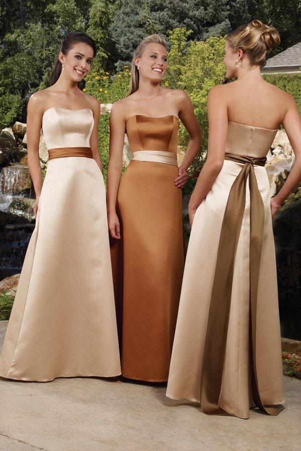 Fall Wedding Bridesmaid Dresses | offers bridesmaid dresses ...