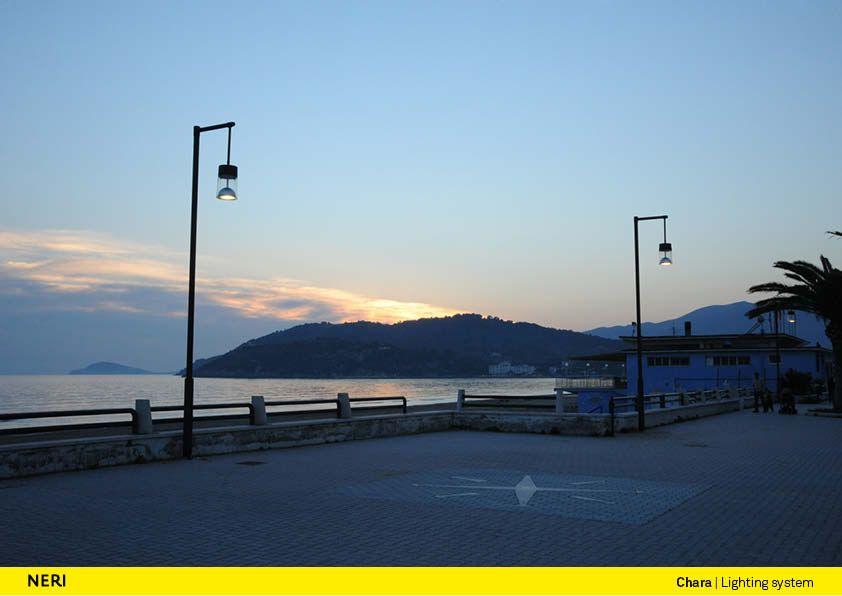 chara an outdoor lighting system by neri spa http www neri biz