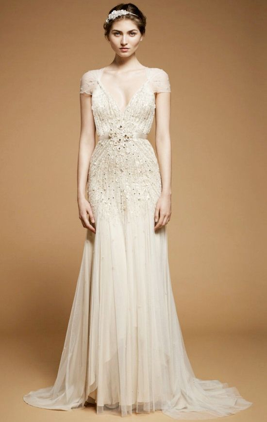 1920s WEDDING GOWNS | Wedding Dress Trends — Wedding Ideas, Wedding ...