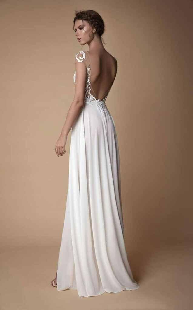 ¡Vestidos de novia ligeros!  – Boda