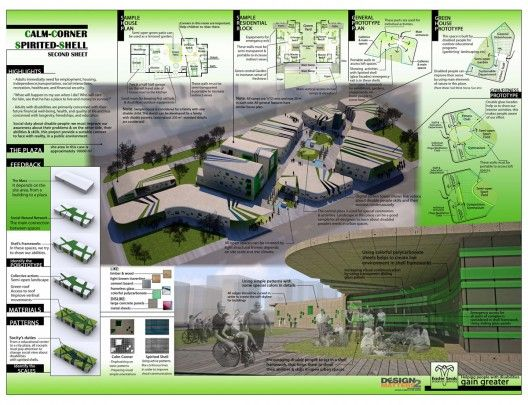 Delicieux Ali Musavi Was Announced Winner Of Design Matters 2 Ideas Competition For  The Proposal Seen Here