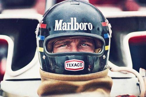 A Conversation On Cool James Hunt Vintage Helmet Racing