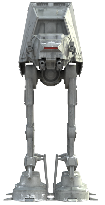 All Terrain Armored Transport Info Pictures And Videos Starwars Com Star Wars Ships Star Wars Empire Star Wars Models