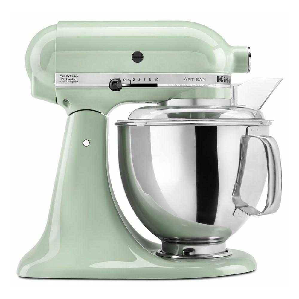 Kitchenaid ksm150pspt 10 speed stand mixer w 5 qt